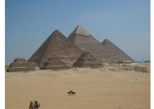 gypte - la revelation des pyramides
